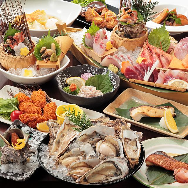 漁師の宴では仙鳳趾産 牡蠣がおすすめ!